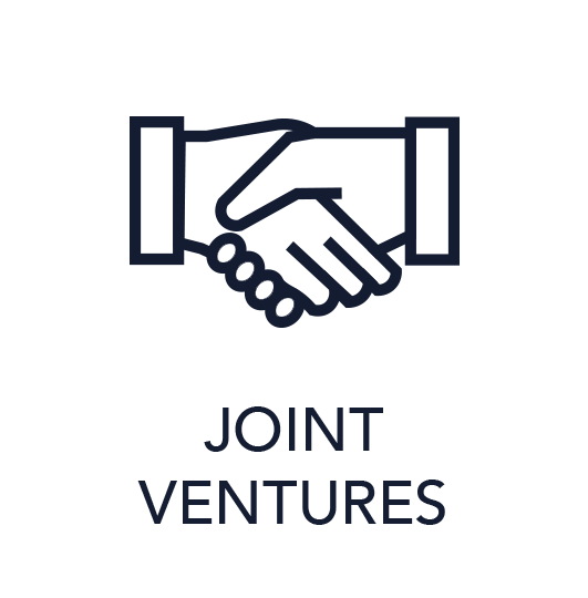 Icon joint ventures blue